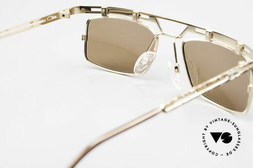 Cazal 975 Square Designer Sunglasses 90s, NO retro sunglasses, but an authentic 90's ORIGINAL, Made for Men