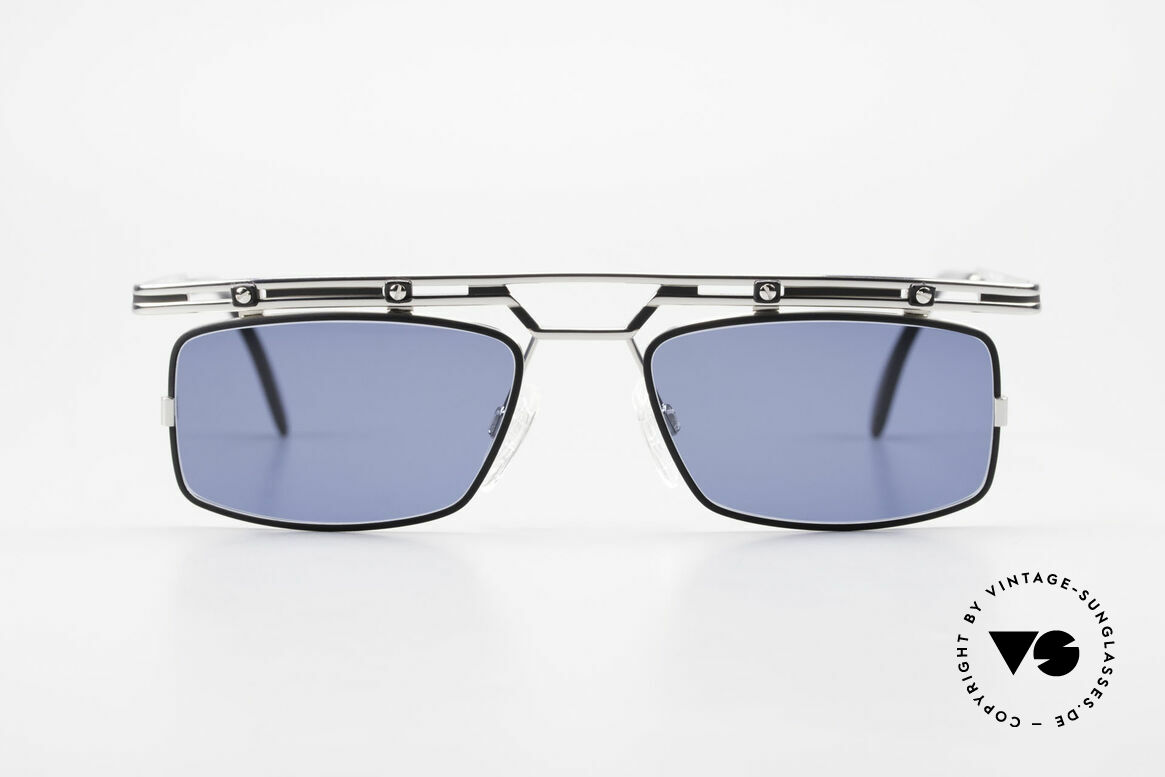 Cazal 975 Square Cazal Sunglasses 90's, designer sunglasses by CAri ZALloni = Mr. CAZAL, Made for Men