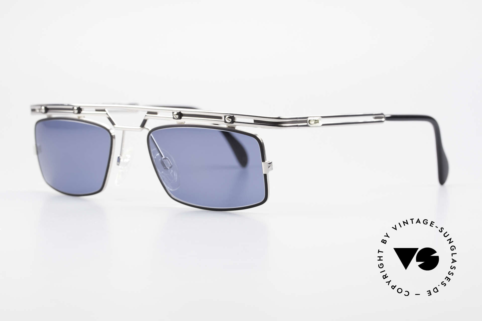 Cazal 975 Square Cazal Sunglasses 90's, great metalwork and overall craftmanship; durable!, Made for Men