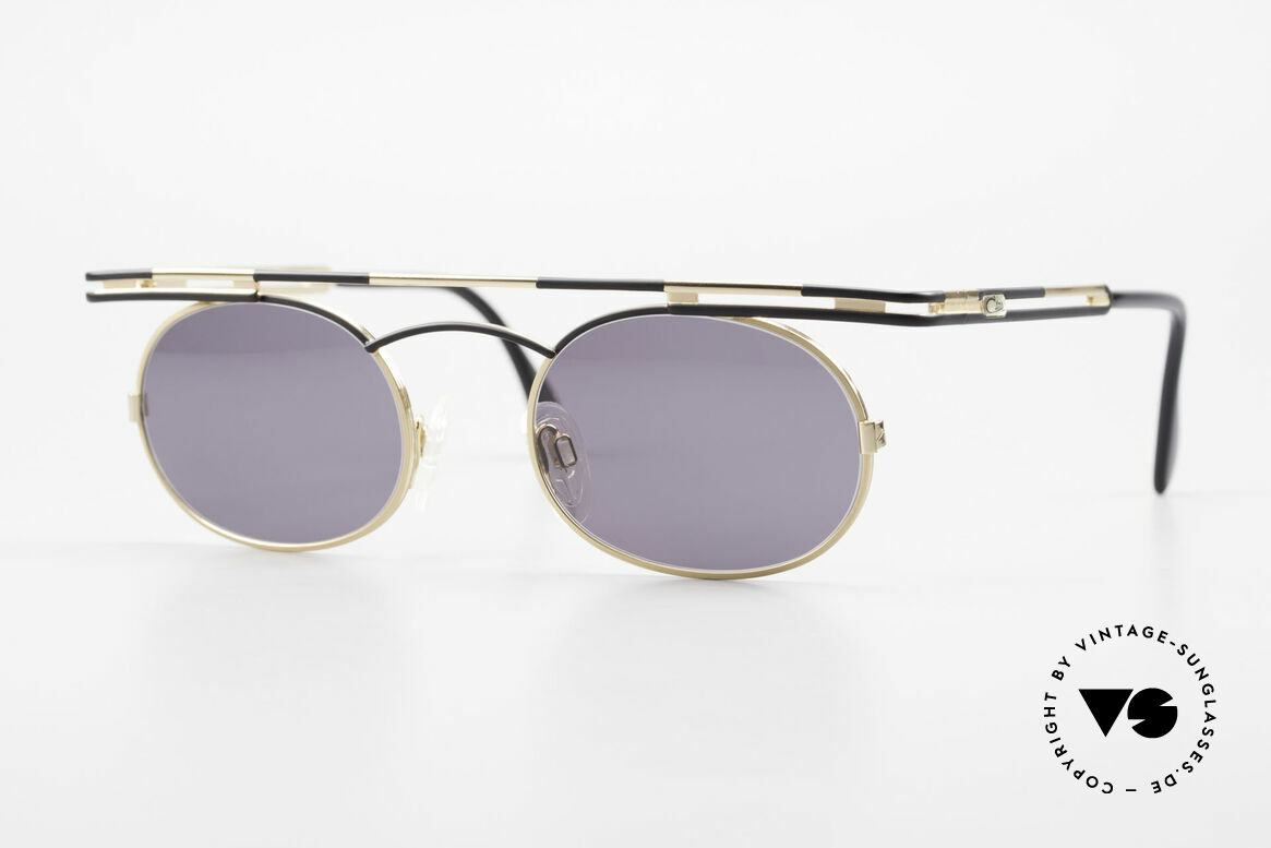 Cazal 761 Vintage Cazal Sunglasses 90's, expressive CAZAL vintage sunglasses from app. 1997, Made for Men and Women