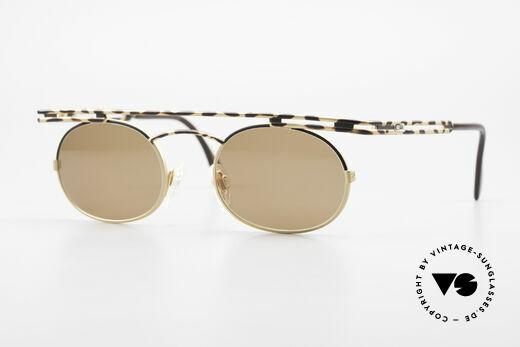 Cazal 761 Rare Old Cazal 90's Sunglasses Details