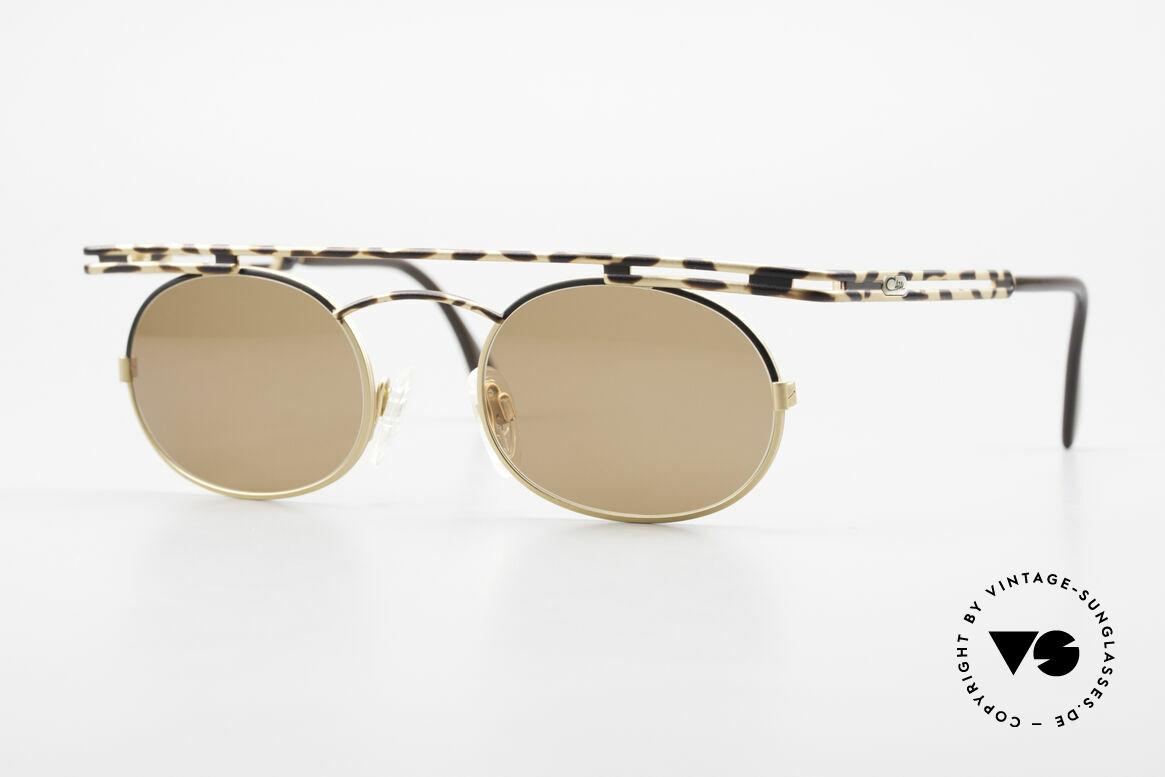 Cazal 761 Rare Old Cazal 90's Sunglasses, expressive CAZAL vintage sunglasses from app. 1997, Made for Men and Women