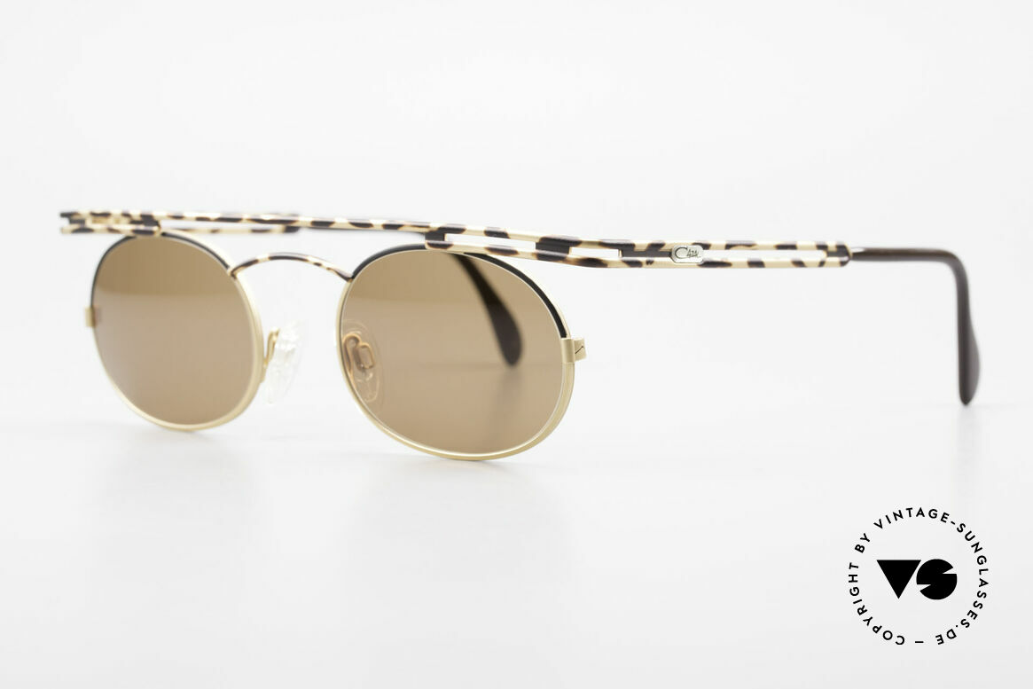 Cazal 761 Rare Old Cazal 90's Sunglasses, top-notch craftsmanship (frame 'made in Germany'), Made for Men and Women