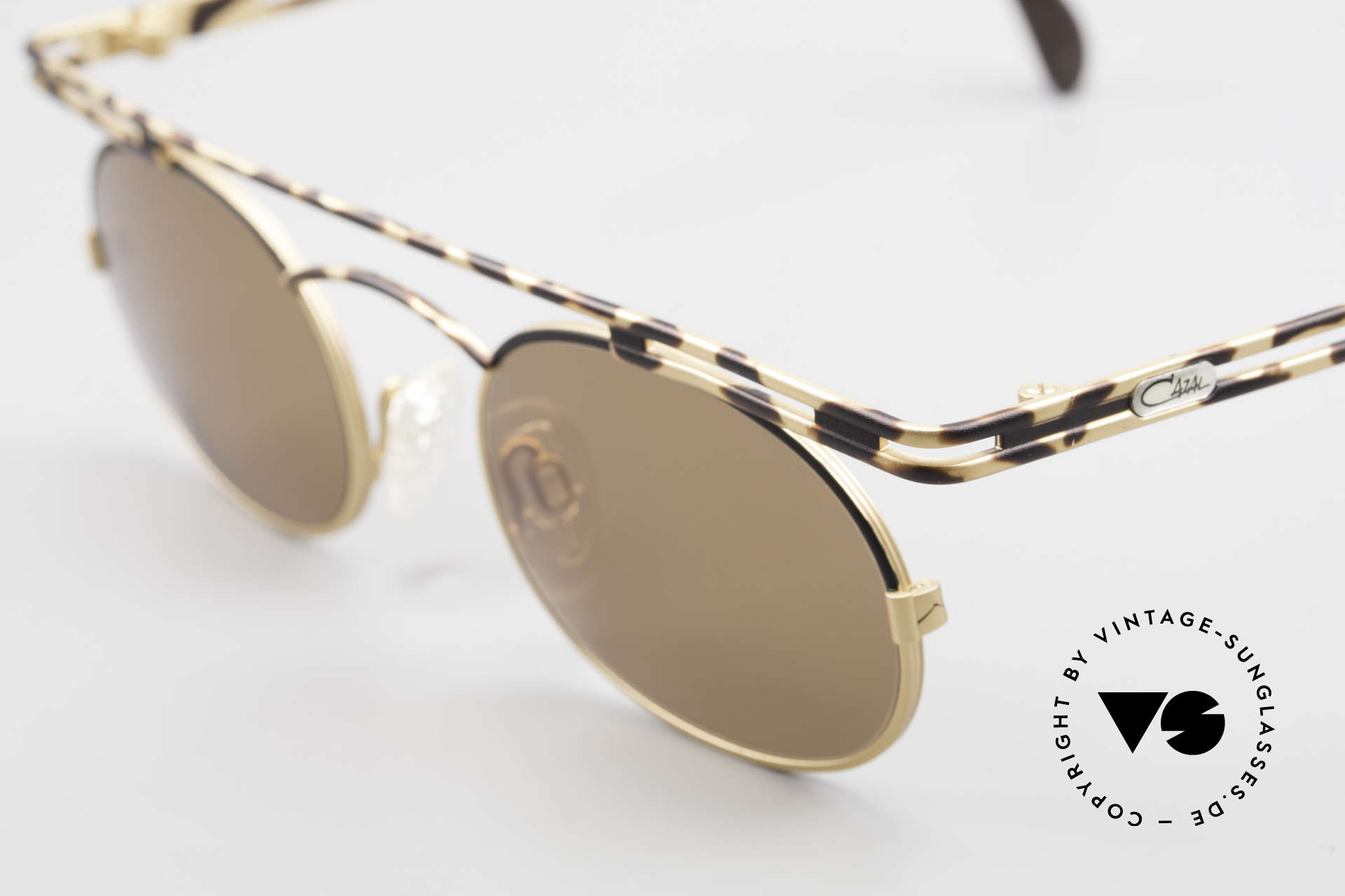 Cazal 761 Rare Old Cazal 90's Sunglasses, new old stock (like all our rare vintage Cazal specs), Made for Men and Women