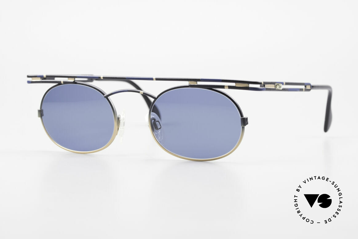 Cazal 761 Original Old Cazal Sunglasses, expressive CAZAL vintage sunglasses from app. 1997, Made for Men and Women