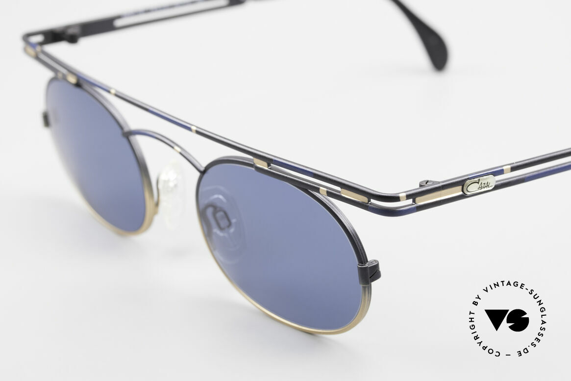 Cazal 761 Original Old Cazal Sunglasses, new old stock (like all our rare vintage Cazal specs), Made for Men and Women