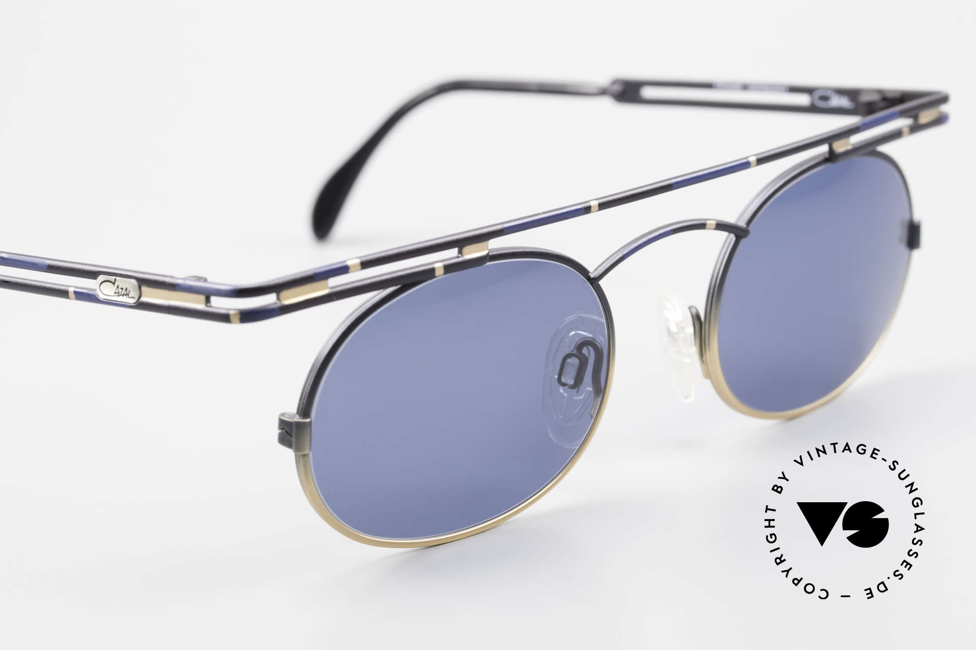 Cazal 761 Original Old Cazal Sunglasses, NO RETRO SHADES, but TRUE VINTAGE sunglasses!, Made for Men and Women