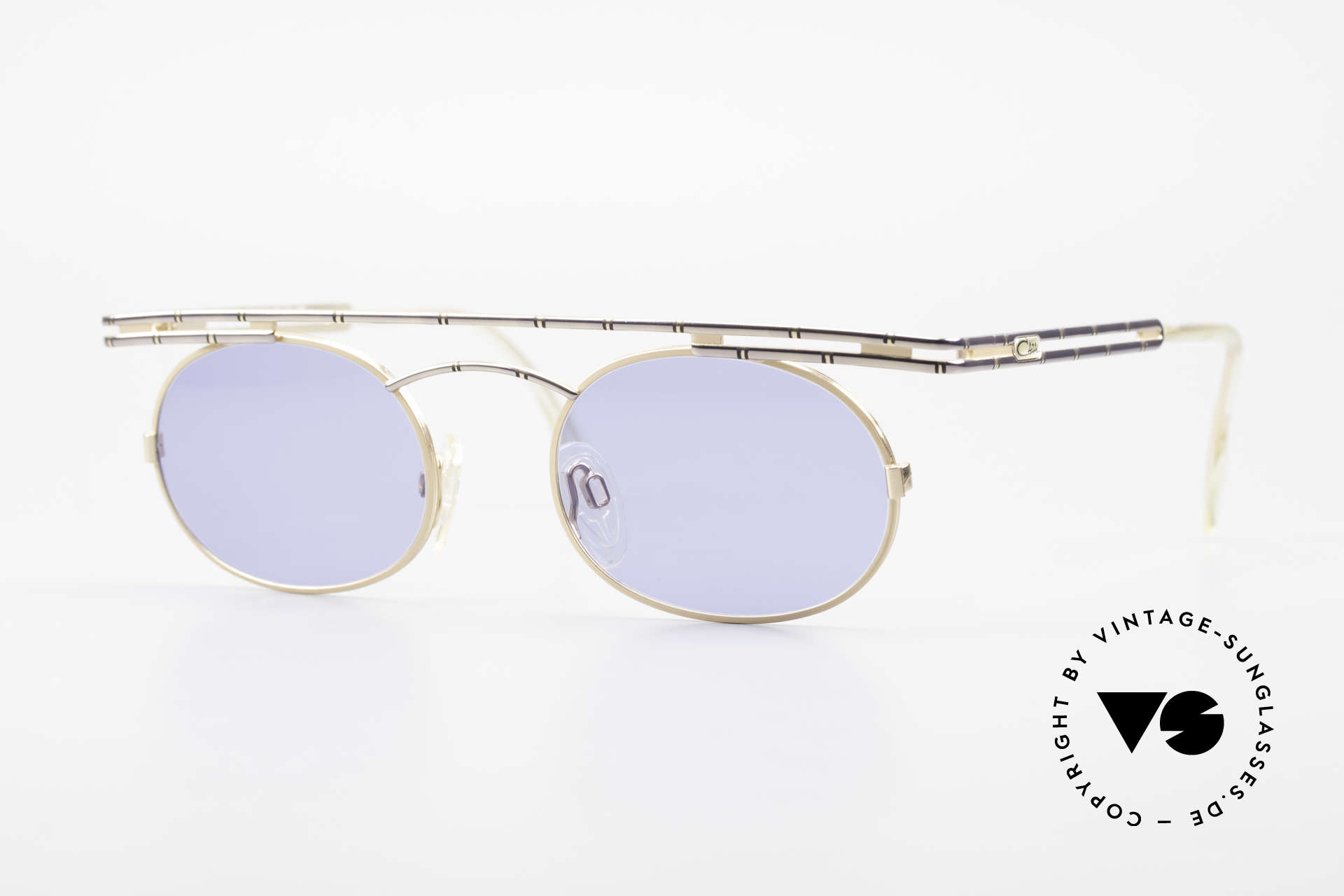 Cazal 761 Old 90's Original Sunglasses, expressive CAZAL vintage sunglasses from app. 1997, Made for Men and Women