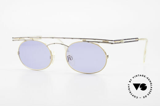 Cazal 761 Old 90's Original Sunglasses Details