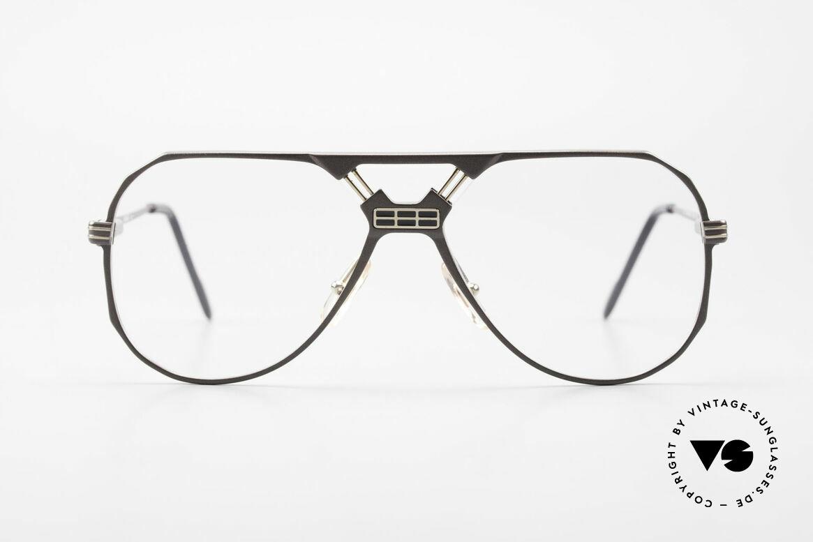 Ferrari F23 Formula 1 Ferrari Glasses 90's, 1st class wearing comfort thanks to spring hinges, Made for Men