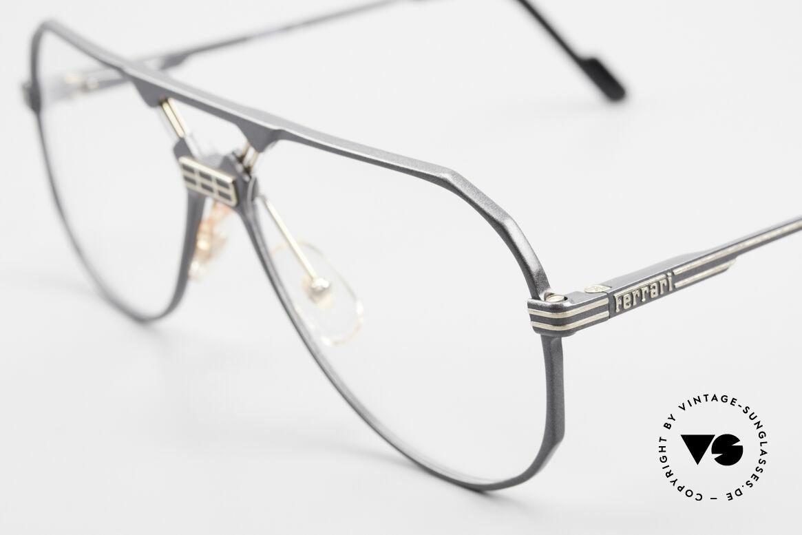 Ferrari F23 Formula 1 Ferrari Glasses Men, striking bridge; size 59/15, 140, F23, in color 701, Made for Men