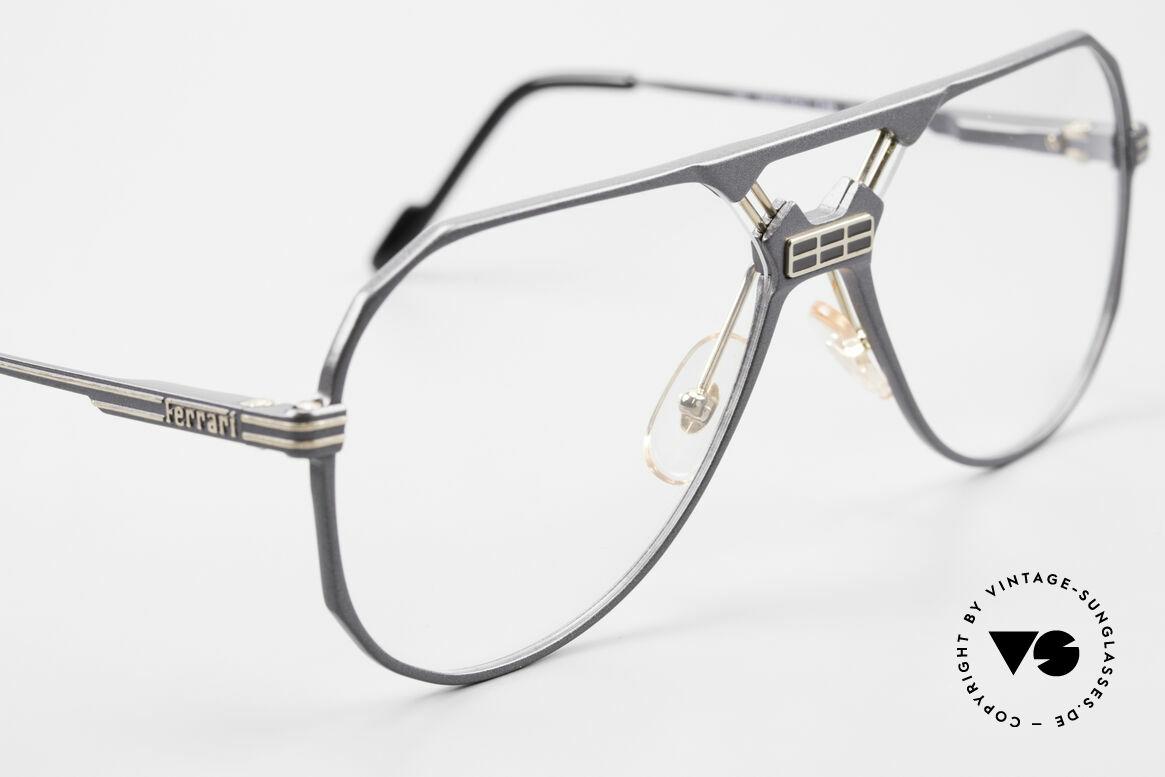 Ferrari F23 Formula 1 Ferrari Glasses Men, never worn (like all our vintage Ferrari eyeglasses), Made for Men