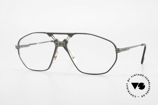 Ferrari F22 Formula 1 Vintage Glasses 90s Details
