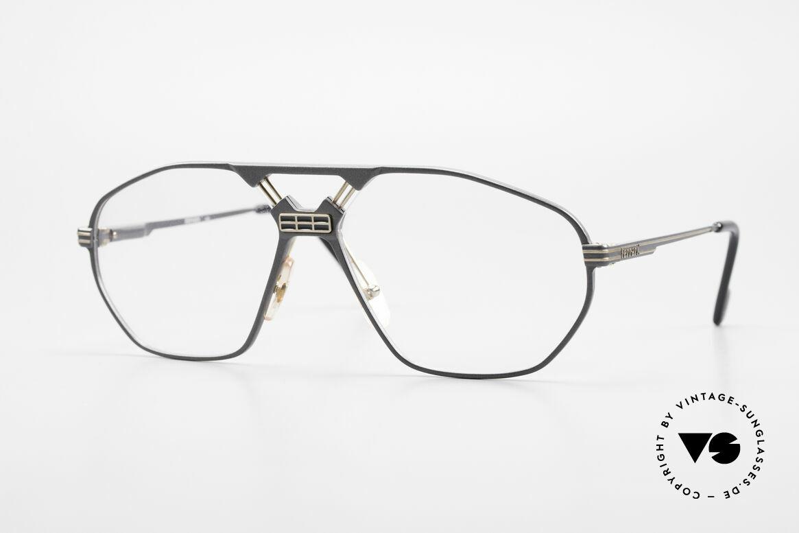 Ferrari F22 Formula 1 Vintage Glasses 90s, luxury designer eyeglasses by Ferrari from 1992/93, Made for Men