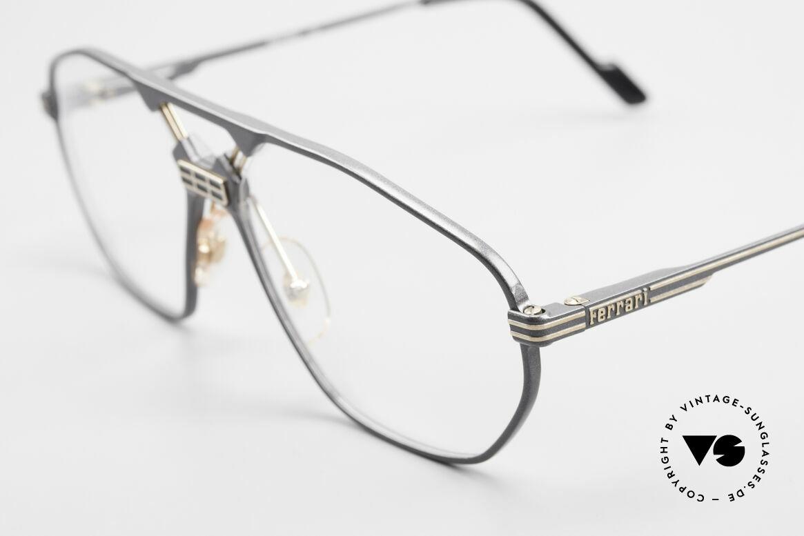 Ferrari F22 Formula 1 Vintage Glasses 90s, never worn (like all our RARE vintage Ferrari frames), Made for Men