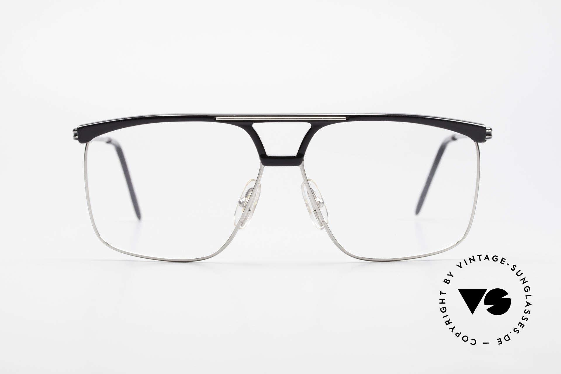 Ferrari F35 Large Vintage Men's Eyeglasses, finest quality & superior frame finishing; true vintage, Made for Men