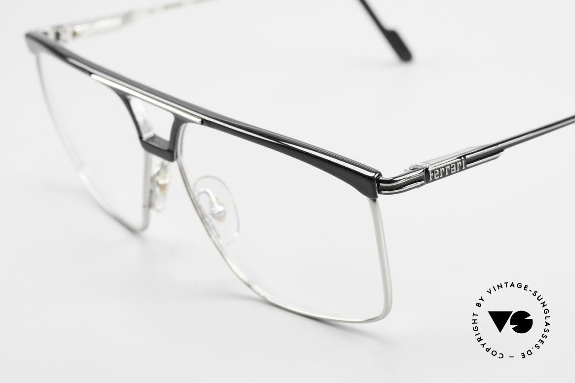 Ferrari F35 Large Vintage Men's Eyeglasses, never worn (like all our RARE vintage Ferrari frames), Made for Men