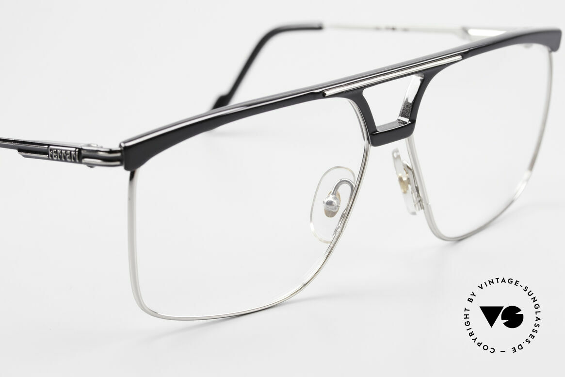 Ferrari F35 Large Vintage Men's Eyeglasses, NO RETRO fashion; a unique classic of the early 90's, Made for Men