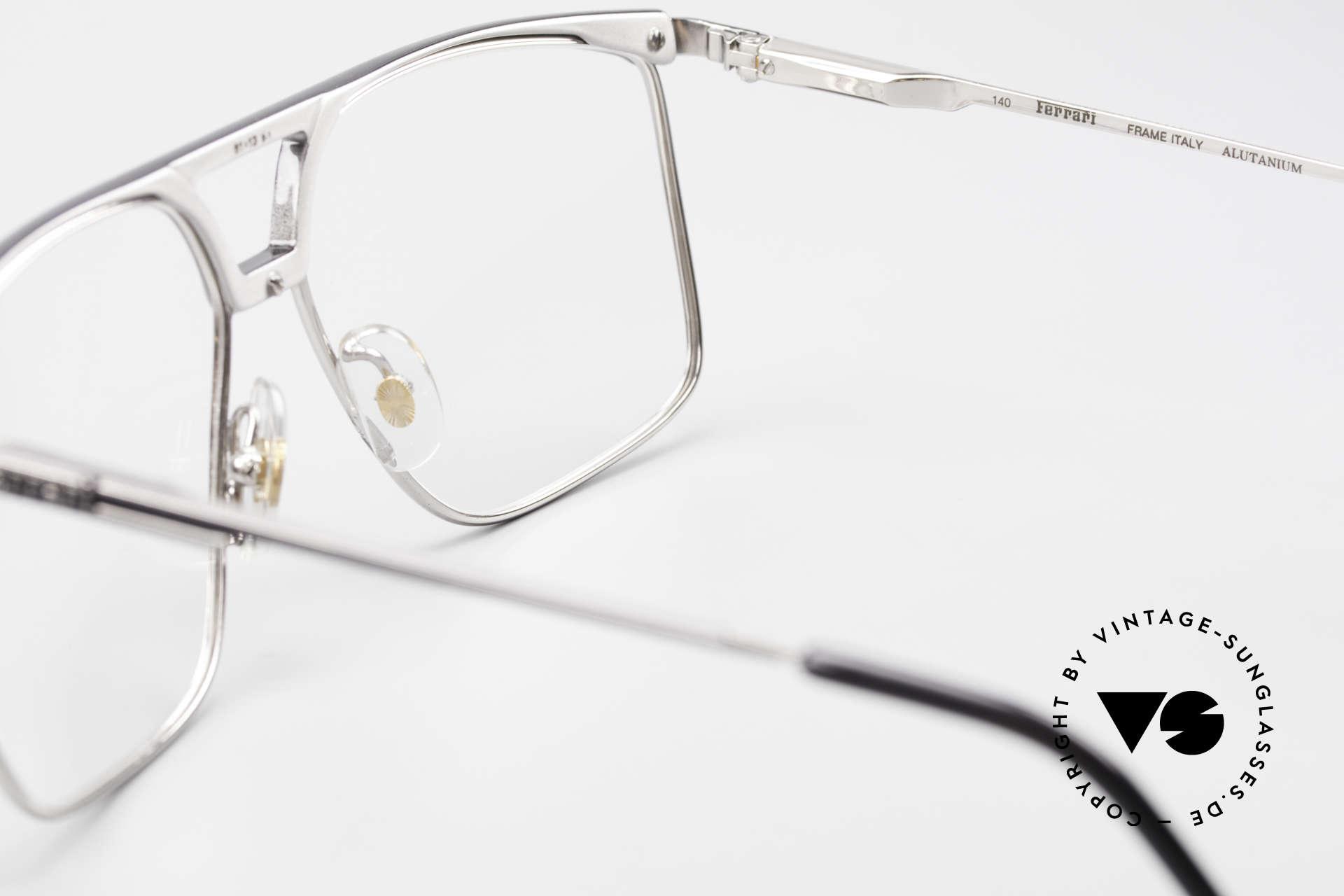 Ferrari F35 Large Vintage Men's Eyeglasses, Size: large, Made for Men