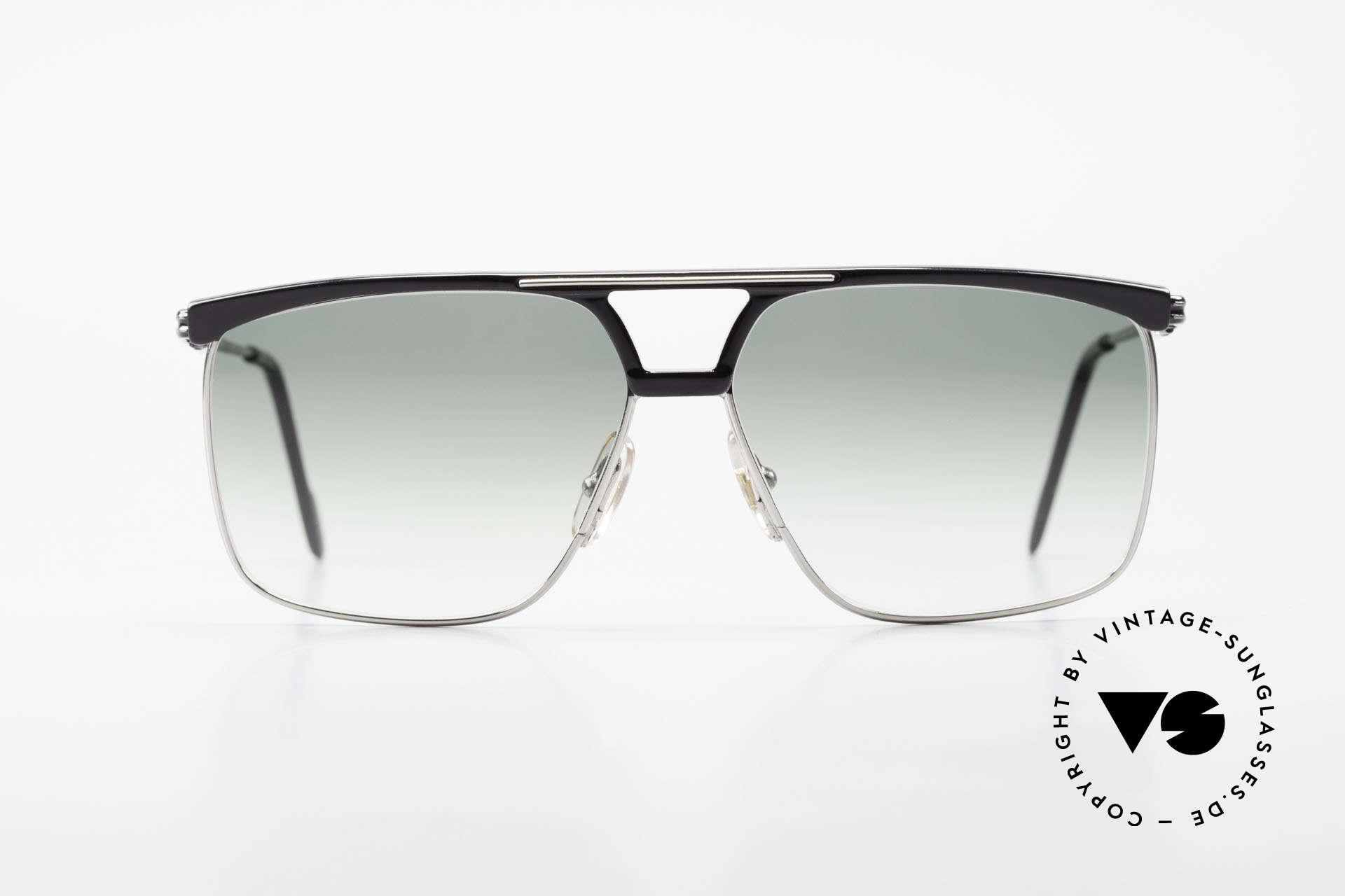 Ferrari F35 Alutanium Sunglasses Large, finest quality & superior frame finishing; true vintage, Made for Men