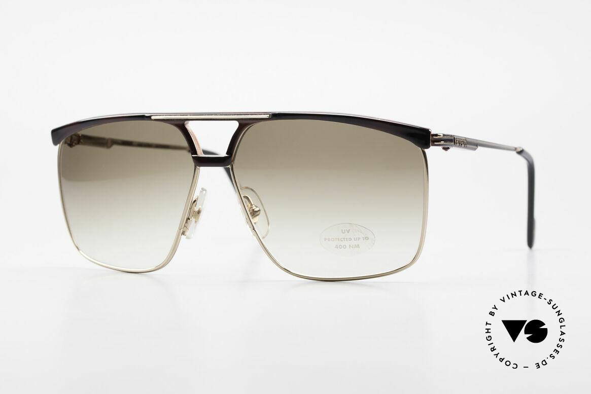 Ferrari F35 Alutanium Sunglasses X-Large, very masculine Ferrari FORMULA 1 vintage sunglasses, Made for Men