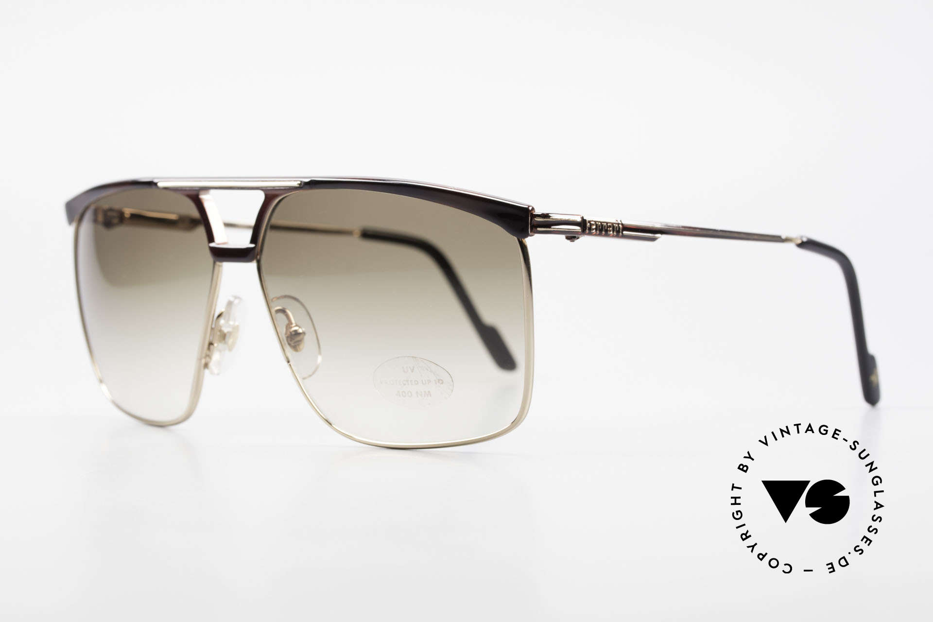 Ferrari F35 Alutanium Sunglasses X-Large, high-end Alutanium frame with flexible spring hinges, Made for Men