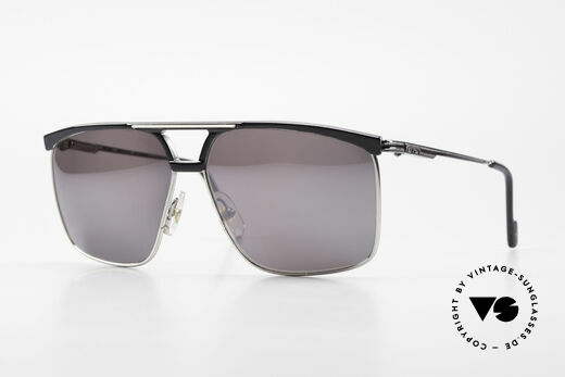 Ferrari F35 X-Large Mirrored Sunglasses Details