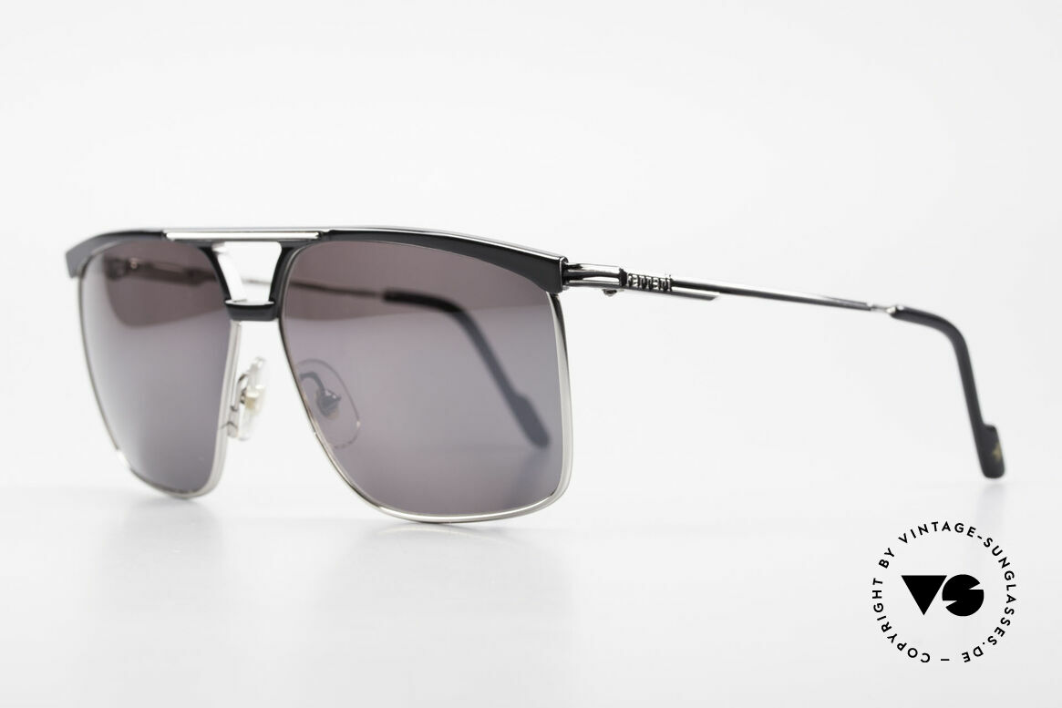 Ferrari F35 X-Large Mirrored Sunglasses, high-end Alutanium frame with flexible spring hinges, Made for Men