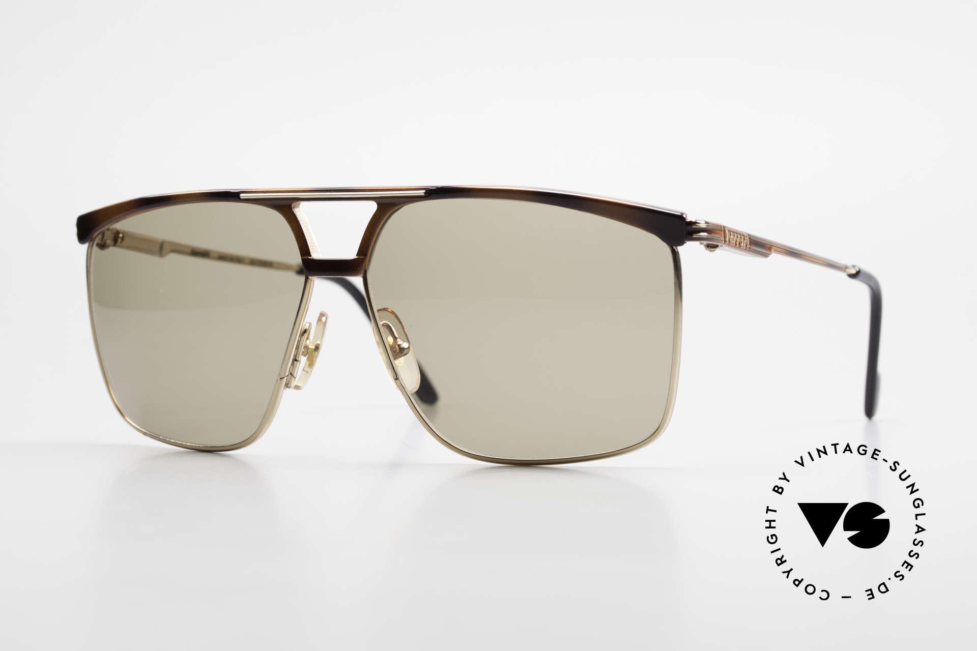 Ferrari F35 X-Large Sunglasses Alutanium, very masculine Ferrari FORMULA 1 vintage sunglasses, Made for Men