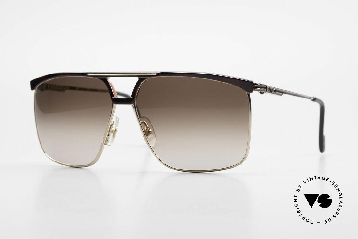 Ferrari F35 Formula 1 Sunglasses X-Large, very masculine Ferrari FORMULA 1 vintage sunglasses, Made for Men