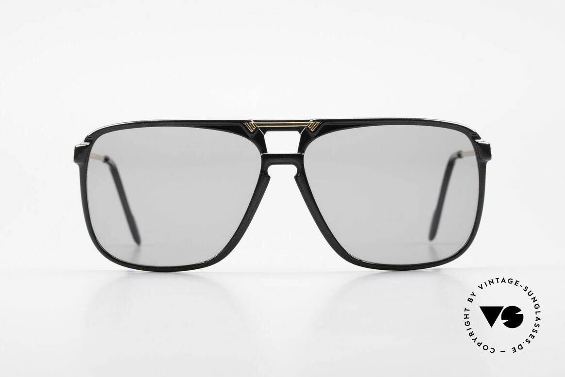 Ferrari F36/S Men's Carbon Sunglasses 90's, orig. model name:  F36/S, col. 801, size 62/16, 140, Made for Men