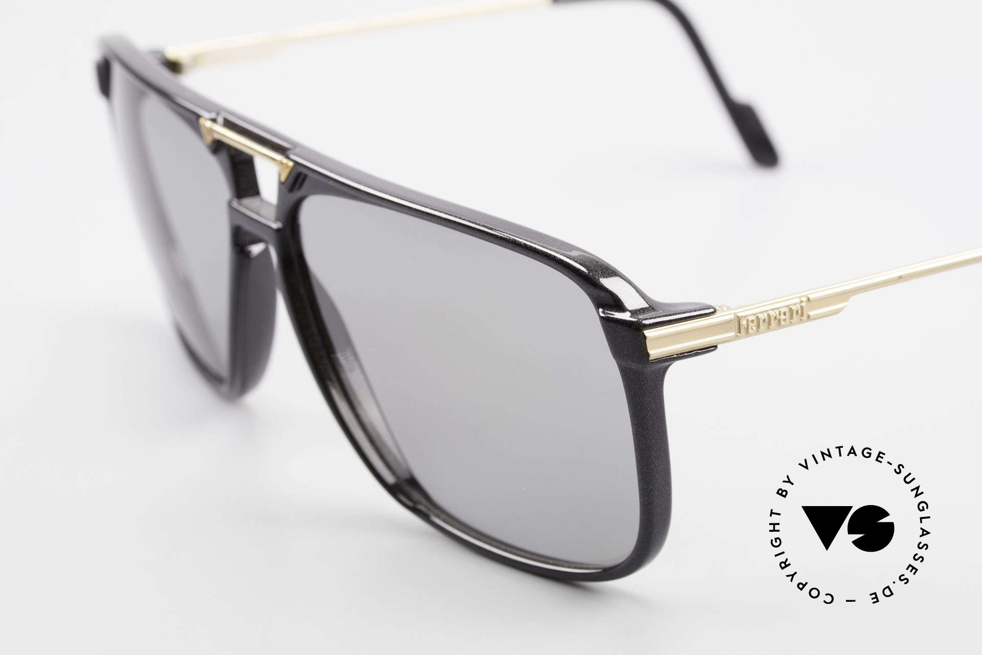 Ferrari F36/S Men's Carbon Sunglasses 90's, rare vintage shades of the FERRARI FORMULA series, Made for Men