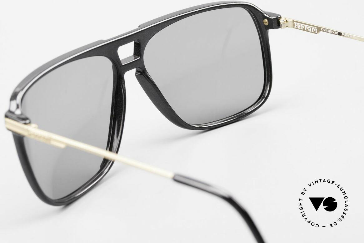Ferrari F36/S Men's Carbon Sunglasses 90's, Size: large, Made for Men