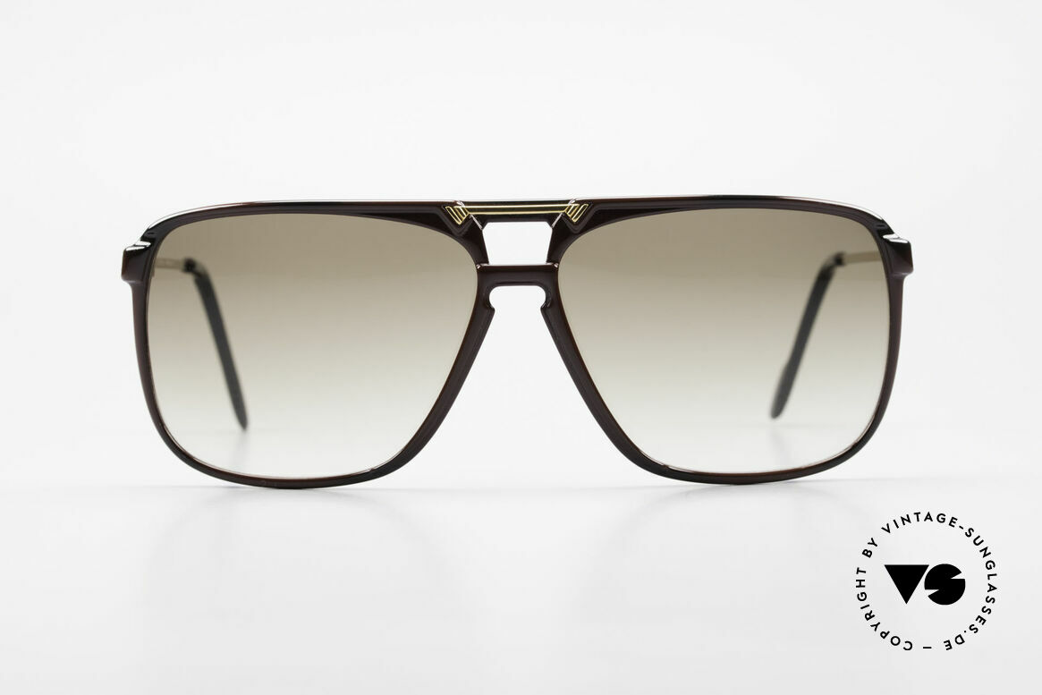 Ferrari F36/S 90's Men's Carbon Sunglasses, orig. model name:  F36/S, col. 802, size 62/16, 140, Made for Men