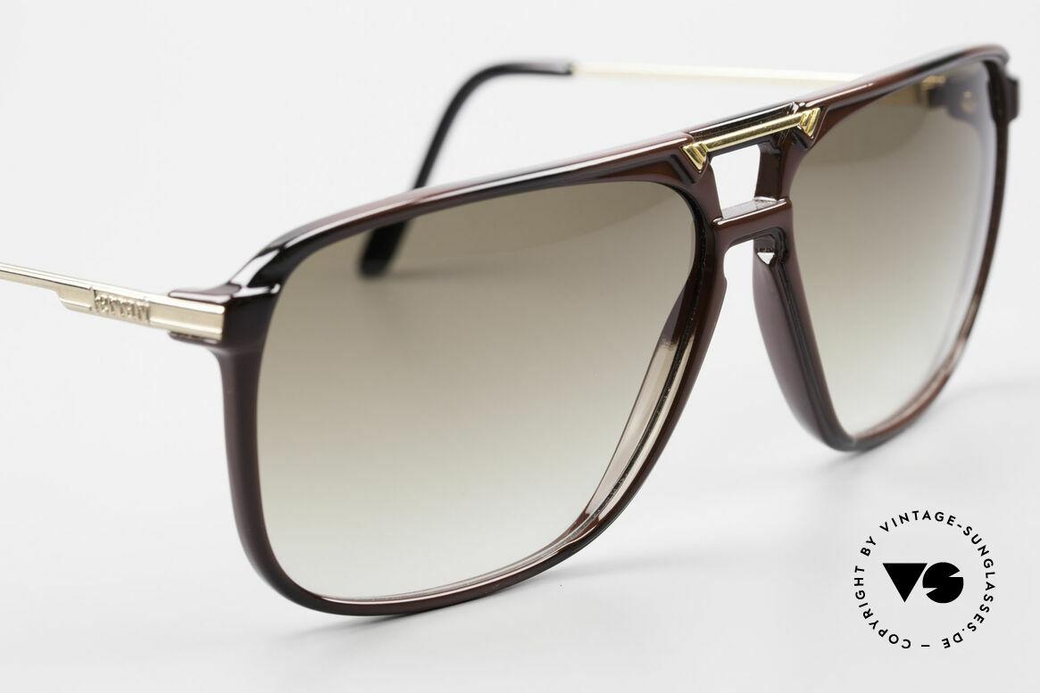 Ferrari F36/S 90's Men's Carbon Sunglasses, unworn (like all our rare Ferrari designer sunglasses), Made for Men