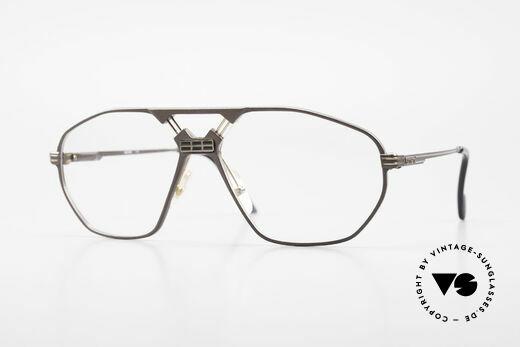 Ferrari F22 90's Formula 1 Vintage Glasses Details