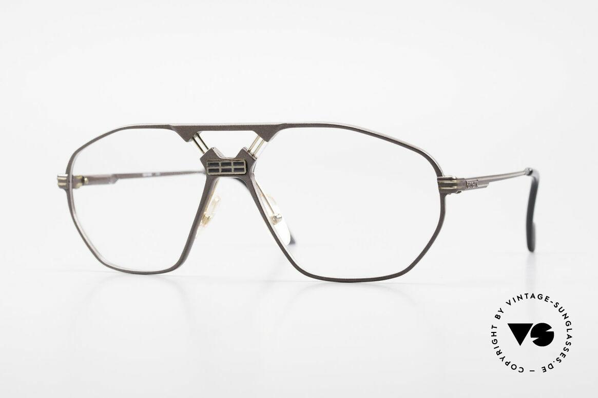 Ferrari F22 90's Formula 1 Vintage Glasses, luxury designer eyeglasses by Ferrari from 1992/93, Made for Men