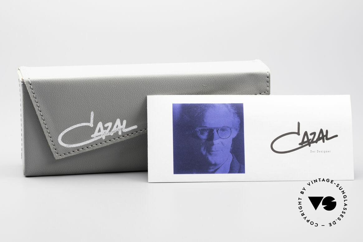 Cazal 636 Old West Germany 80's Cazal, Size: medium, Made for Men