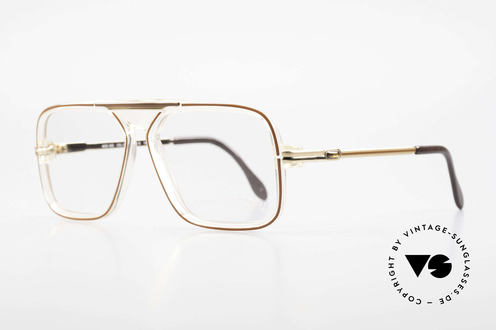 Cazal 630 Old 80's Hip Hop Cazal Glasses, a true rarity & hard to find (collector's item), Made for Men