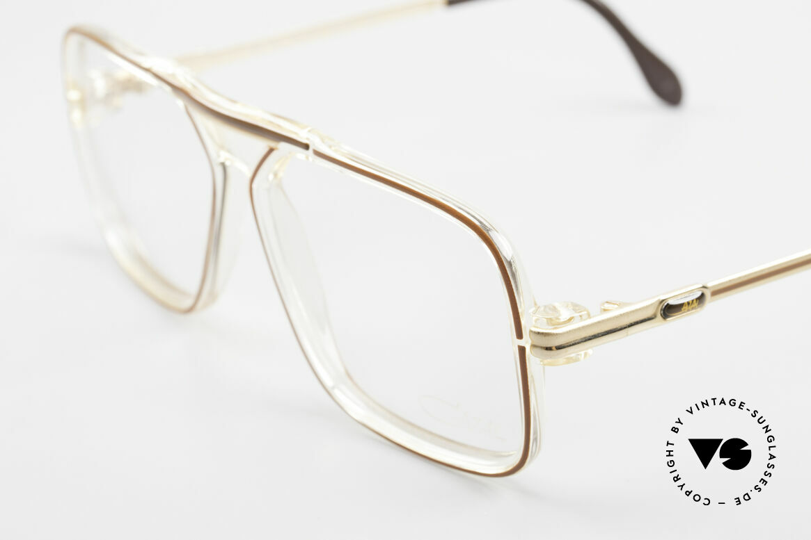 Cazal 630 Old 80's Hip Hop Cazal Glasses, part of the US Hip Hop scene in the early 80's, Made for Men