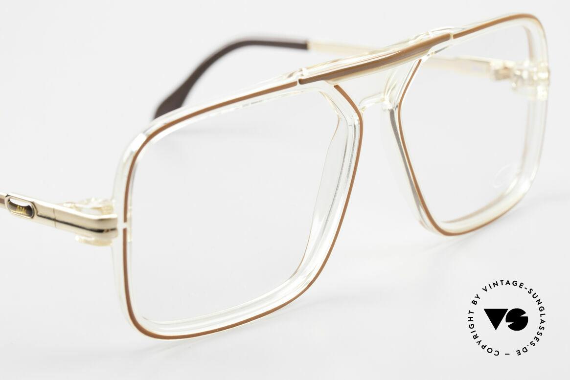 Cazal 630 Old 80's Hip Hop Cazal Glasses, new old stock (like all our rare Cazal frames), Made for Men