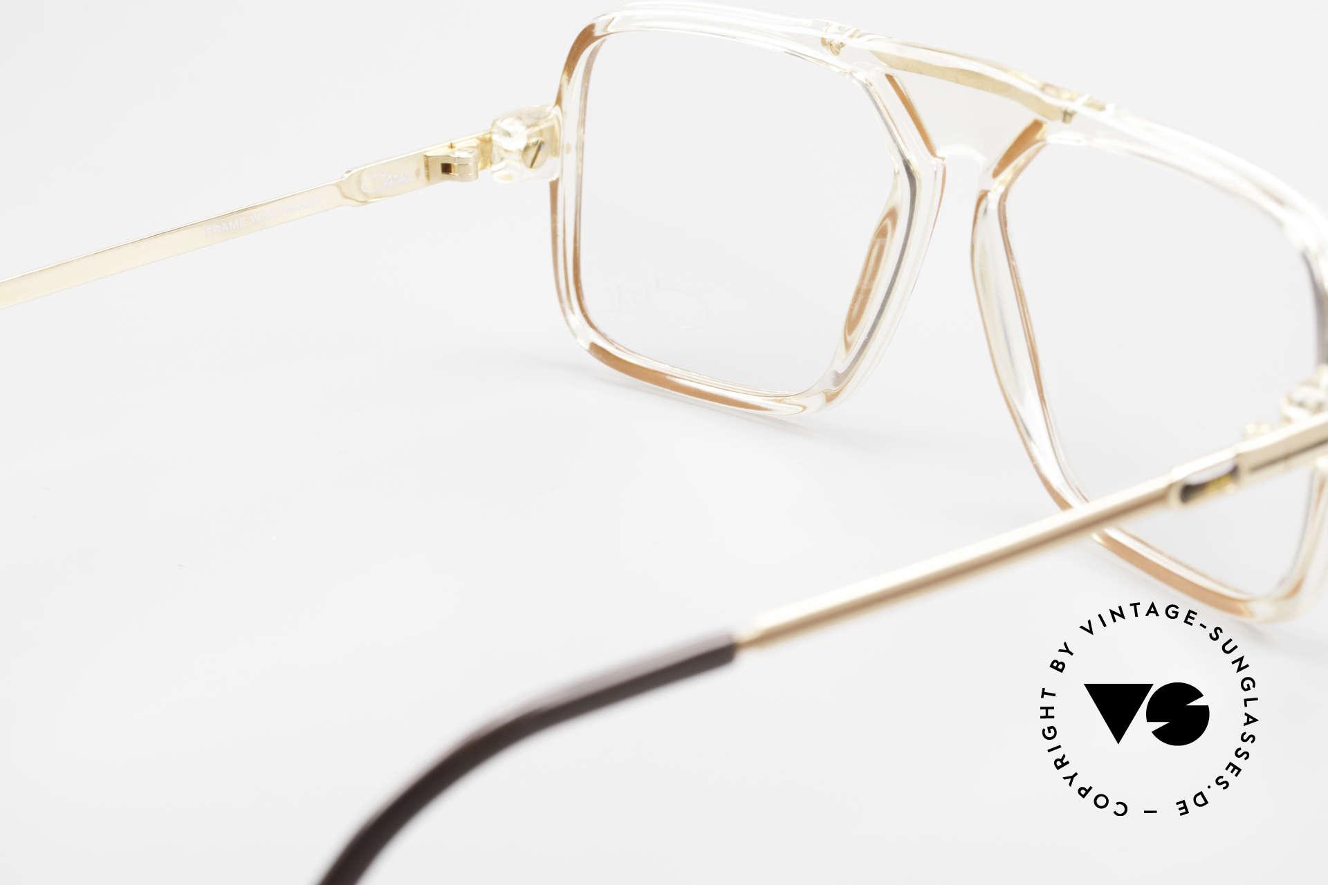 Cazal 630 Old 80's Hip Hop Cazal Glasses, NO retro Cazal, but an old vintage ORIGINAL, Made for Men