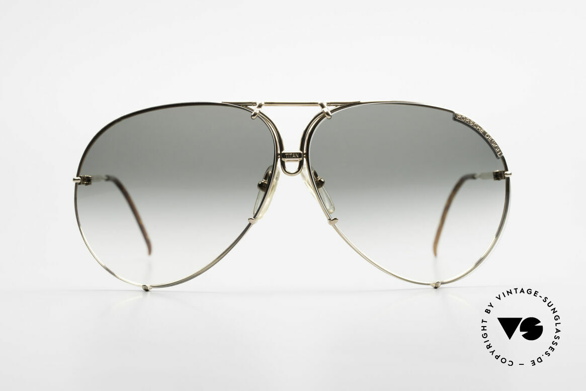 Porsche 5621 Rare Limited Titan Edition 80's, never worn (like all our vintage Porsche shades), Made for Men