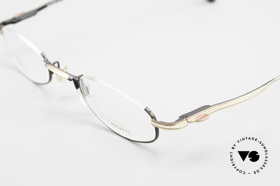 Bugatti 23687 High-Tech Men's Reading Frame, an original CLASSIC by Bugatti from the late 1990's, Made for Men