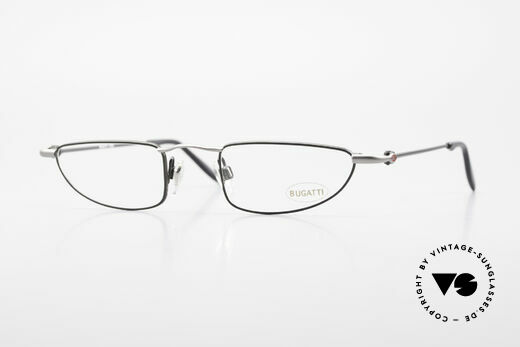 Bugatti 11729 Striking 90'S Reading Glasses Details