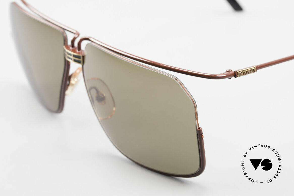 Ferrari F18/S Ferrari Formula 1 Sunglasses, unworn (like all our vintage designer shades by Ferrari), Made for Men
