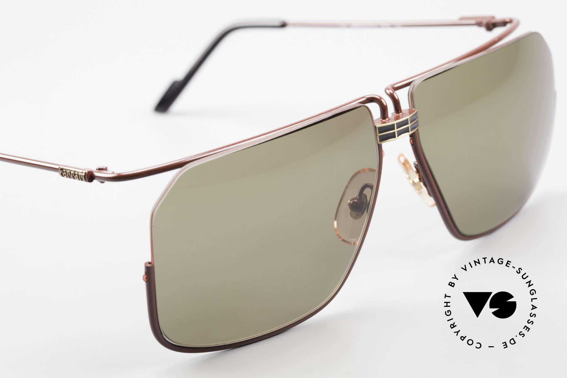 Ferrari F18/S Ferrari Formula 1 Sunglasses, NO RETRO sunglasses, an old ORIGINAL from the 1990's!, Made for Men