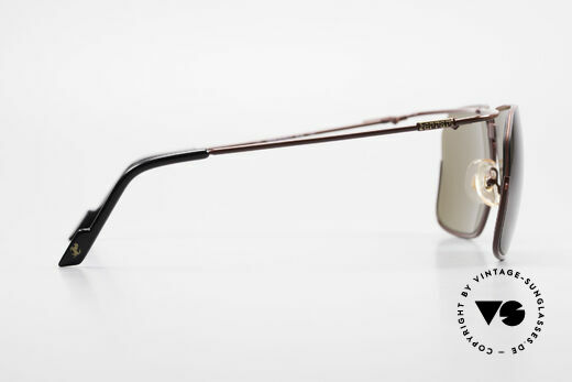 Ferrari F18/S Ferrari Formula 1 Sunglasses, orig. model name: Ferrari Formula, F18/S, Col. 580, 62/14, Made for Men