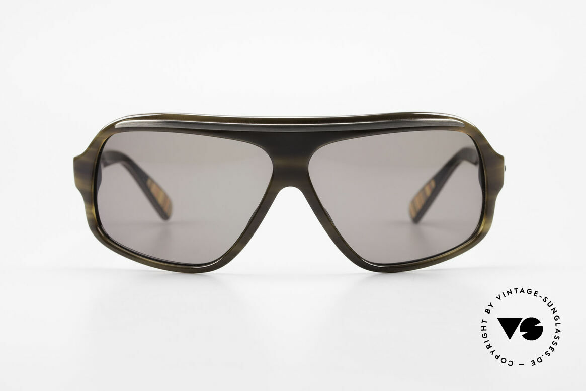 Paul Smith PS382 Vintage Men's Sunglasses 90's, the time before PS Spectacles became licensed products, Made for Men