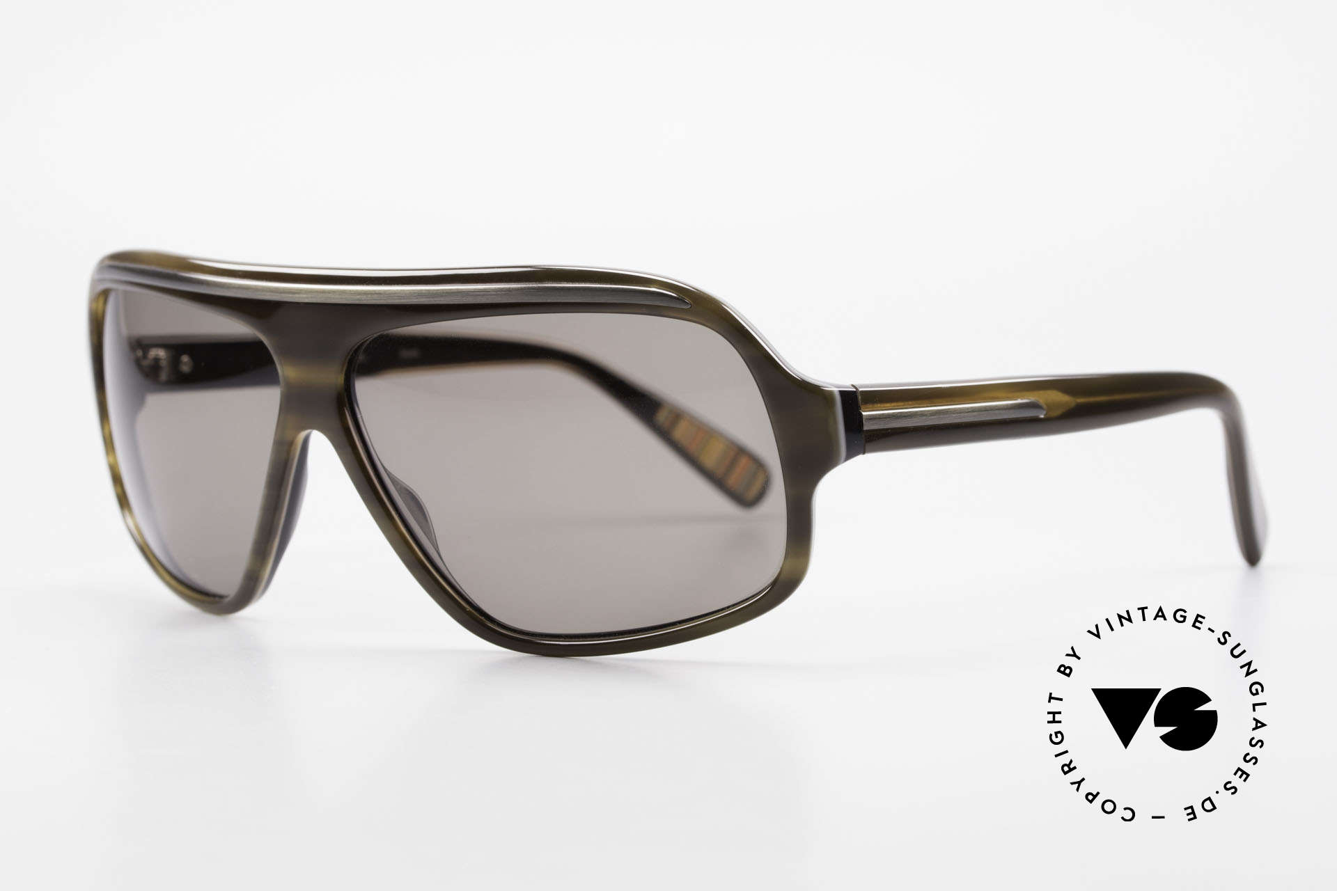 Paul Smith PS382 Vintage Men's Sunglasses 90's, this rare OLD Paul Smith Original is still 'made in Japan', Made for Men